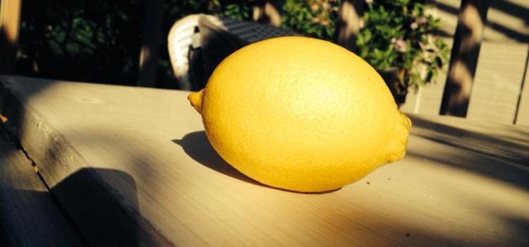Ingen vanlig citron
